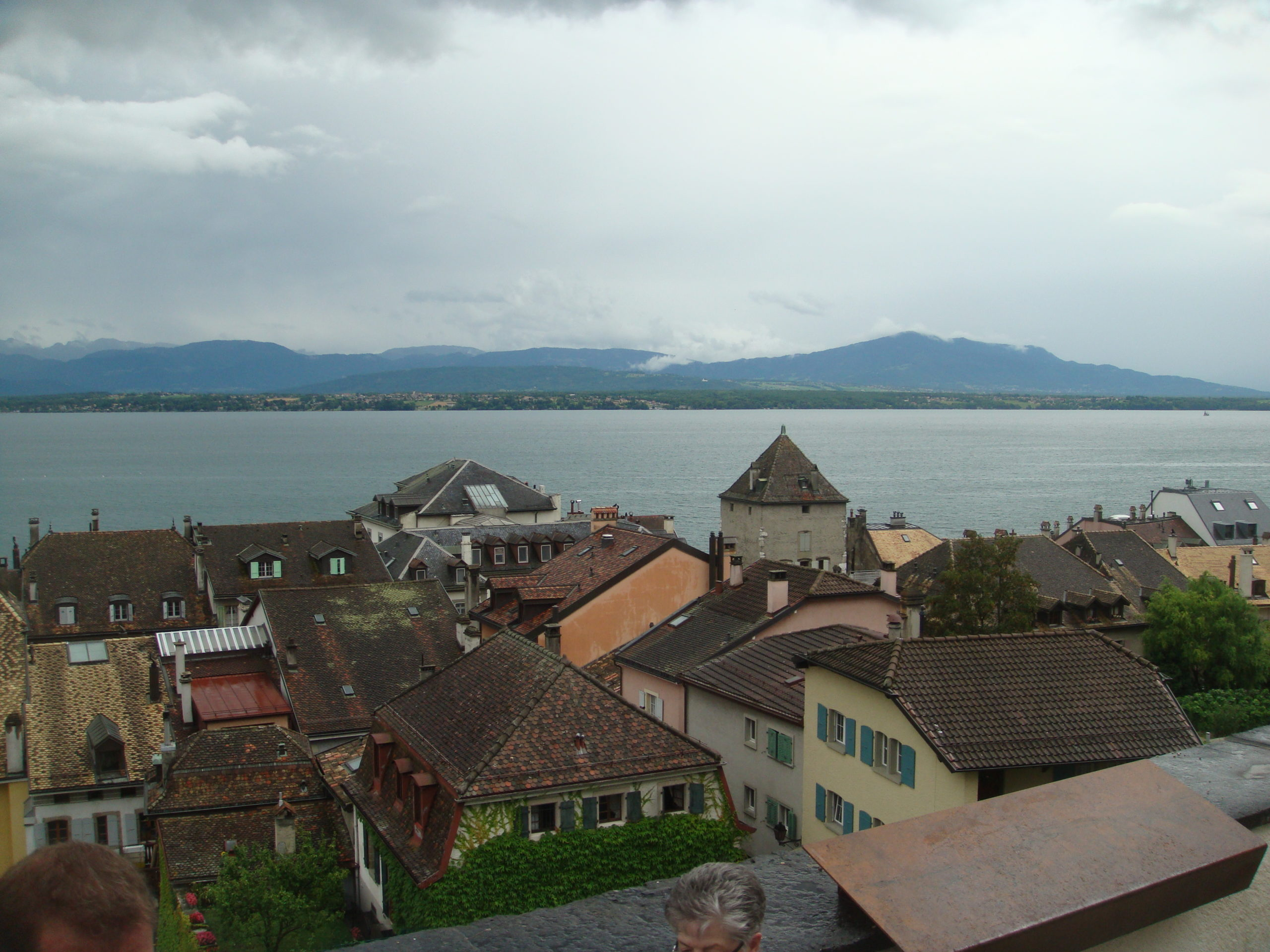 Chateau de Nyon 1 EBJ Chronicles