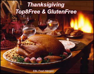 Top8Free GlutenFree Stuffing Recipe for Thanksgiving