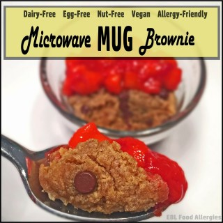 Microwave MUG Brownie