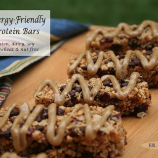 Chewy Allergy-Friendly Protein Bar Recipe