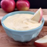 3 Ingredient Fruit Dip - DF, GF, EF, NF,Vegan