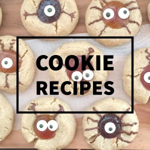 Dairy, Egg & Nut Free Cookie Recipes