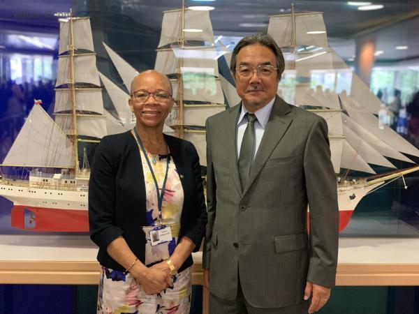 eBlue_economy_WMU_ Koji Sekimizu PhD Fellowship on Maritime Governance