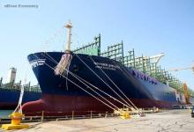 'eBlue_economy_HMM-Algecirass-largest-container-vessel