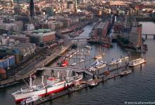 eBlue_economy_Lower first-quarter seaborne cargo throughput in the Port of Hamburg