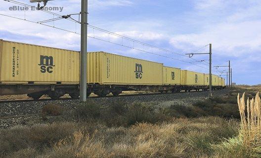 eBlue_economy_ MSC strengthens short sea & Intermodal offering for Italian cargo market