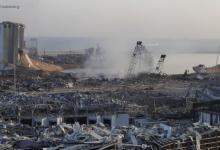 eBlue_economy_ندلاع حريق فى منطقة مرفا بيروت دون معرفة اسبابه
