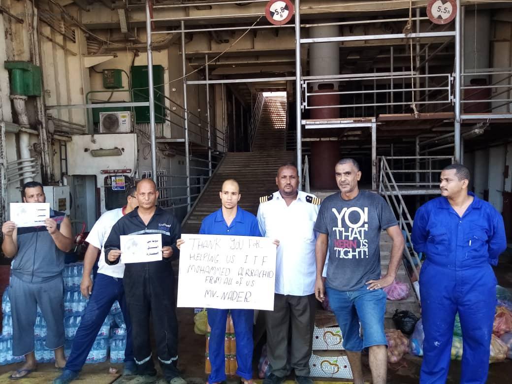 eBlue_economy_Stranded at Sea- ITF addressing abandonment in the Arab World