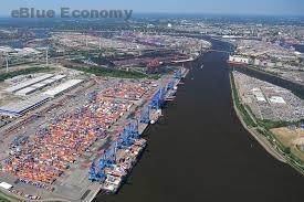 eBlue_economy_port_of_Hamburg