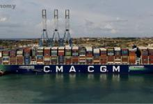 eBlue_economy_First call in Europe by the CMA CGM JACQUES SAADE to Malta