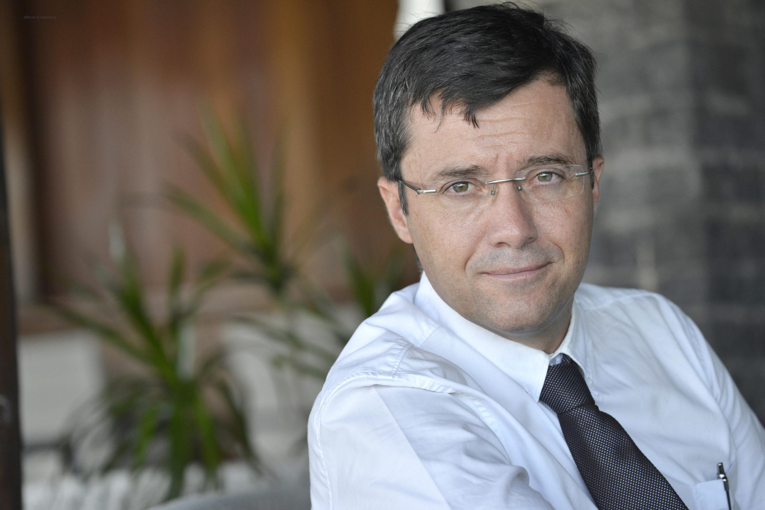 eBlue_economy_Mr. Stéphane Raison, CEO of the Port of Dunkirk