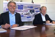 eBlue_economy_shipyard of De Haas Rotterdam (DHR)