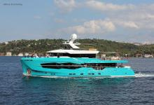 eBlue_economy_ Numarine delivers fourth 32XP yacht 7 Diamonds