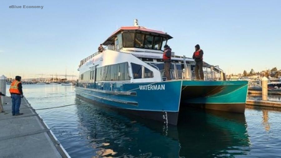 eBlue_economy_ABB has secured a contract with Haemin Heavy for Busan Port Authority's first passenger ferry