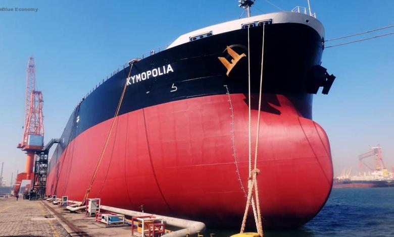 eBlue_economyDry_bulk_shipping