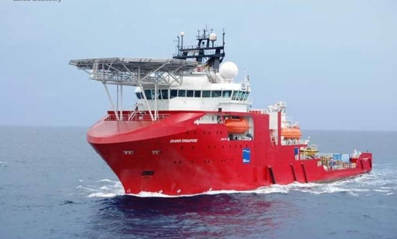 eBlue_economy_Offshore_vessel