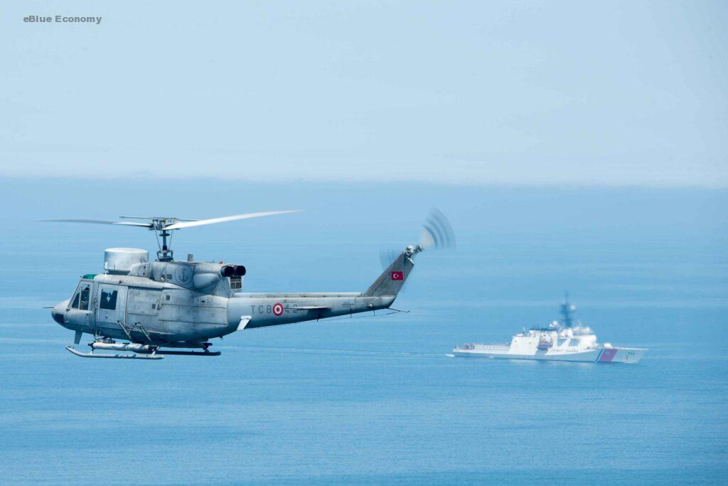 eBlue_econm_USCGC Hamilton conducts operations with Turkish navybb
