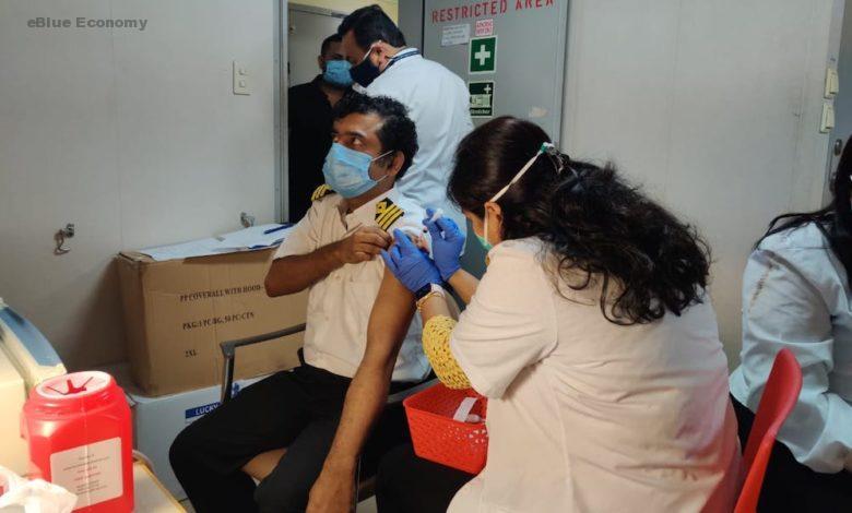 eBlue_economy_ ICS releases Vaccination Roadmap to quicken seafarer jab rollout