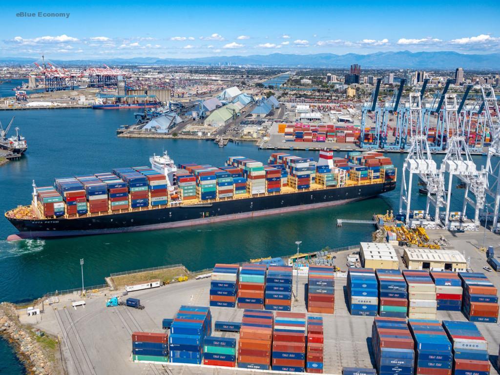 eBlue_economy_ Port Houston TEUs jump 25% in April