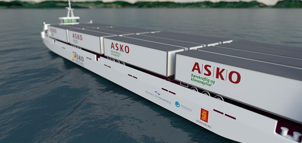 eBlue_economy_Autonomous ships_regulatory scoping exercise completed