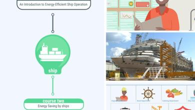 eBlue_economy_Energy efficient shipping course