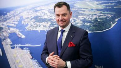 eBlue_economy_Maciej Bąk Vice-President PORT OF GDYNIA AUTHORITY