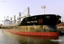 eBlue_economy_PS VALETTA اول سفينة شحن اماراتية ترسو الاحد القادم فى ميناء ايلات