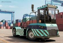 eBlue_economy_Port of Abidjan and Bollore Ports receive 36 electric towing vehicles
