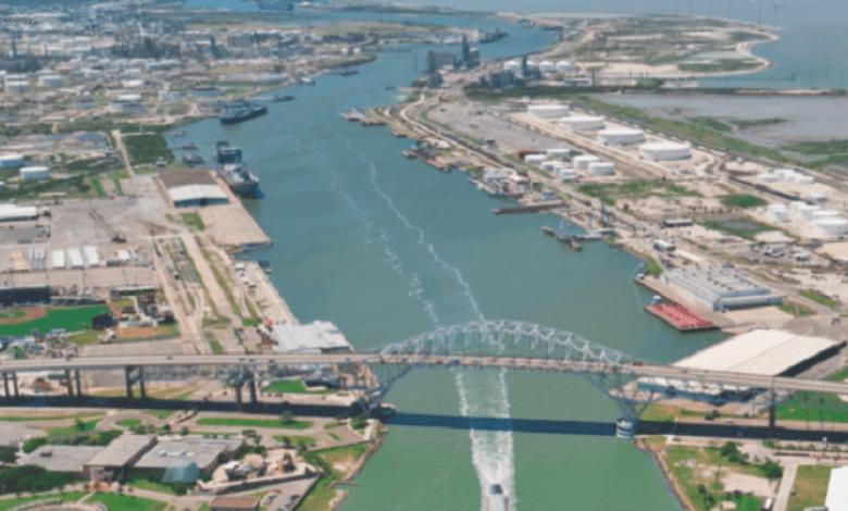 eBlue_economy_Port of Corpus Christi Authority
