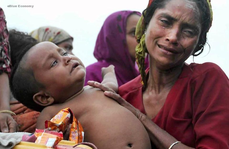 eBlue_economy_عد 113 يوماً بالبحر.. لاجئون من الروهينجا يرسون بإندونيسيا
