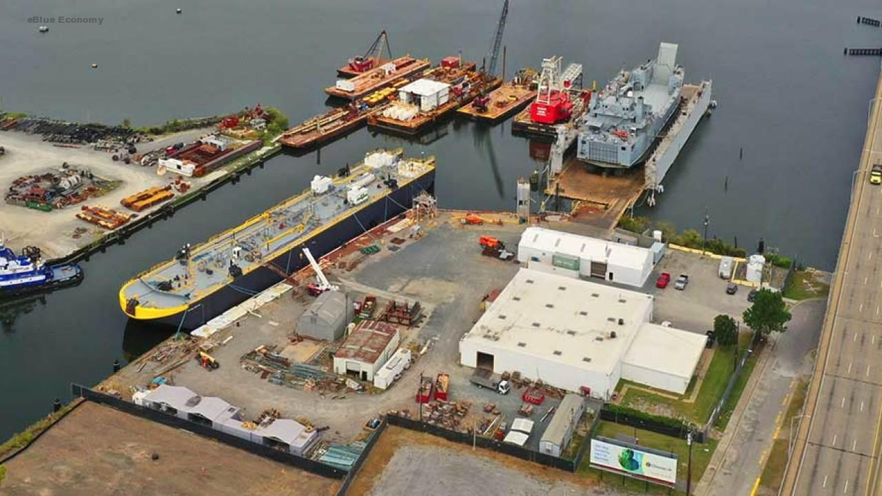eBlue_economy_ Lyon Shipyard to invest $24.4 million to expand its operation in the City of Norfolk