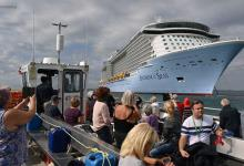 eBlue_economy_ Valencia welcomes cruise ships once again