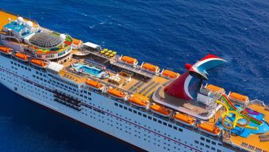 eBlue_economy_Carnival Cruise says customer data exposed in breach