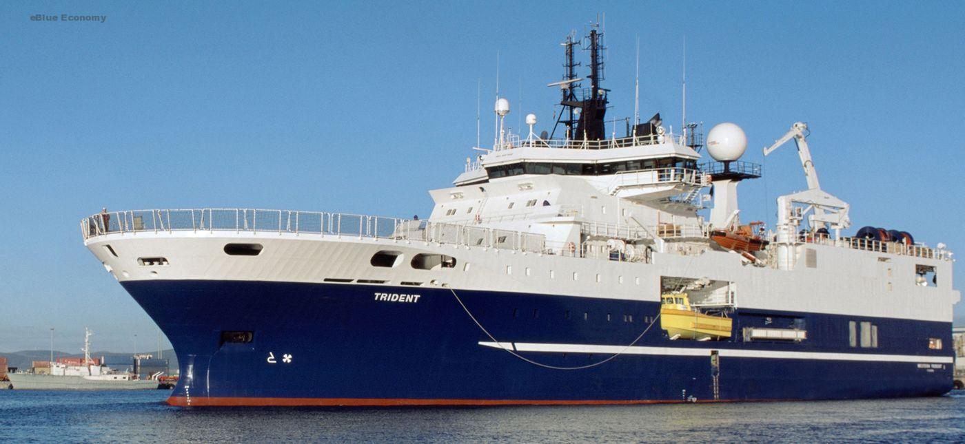 eBlue_economy_Shearwater GeoServices recycles Western Trident