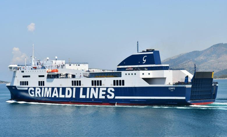 eBlue_economy_The Grimaldi Group will operate the Naples-Cagliari-Palermo RoPax Line