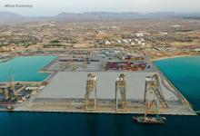 eBlue_economy_container terminal at Berbera Port