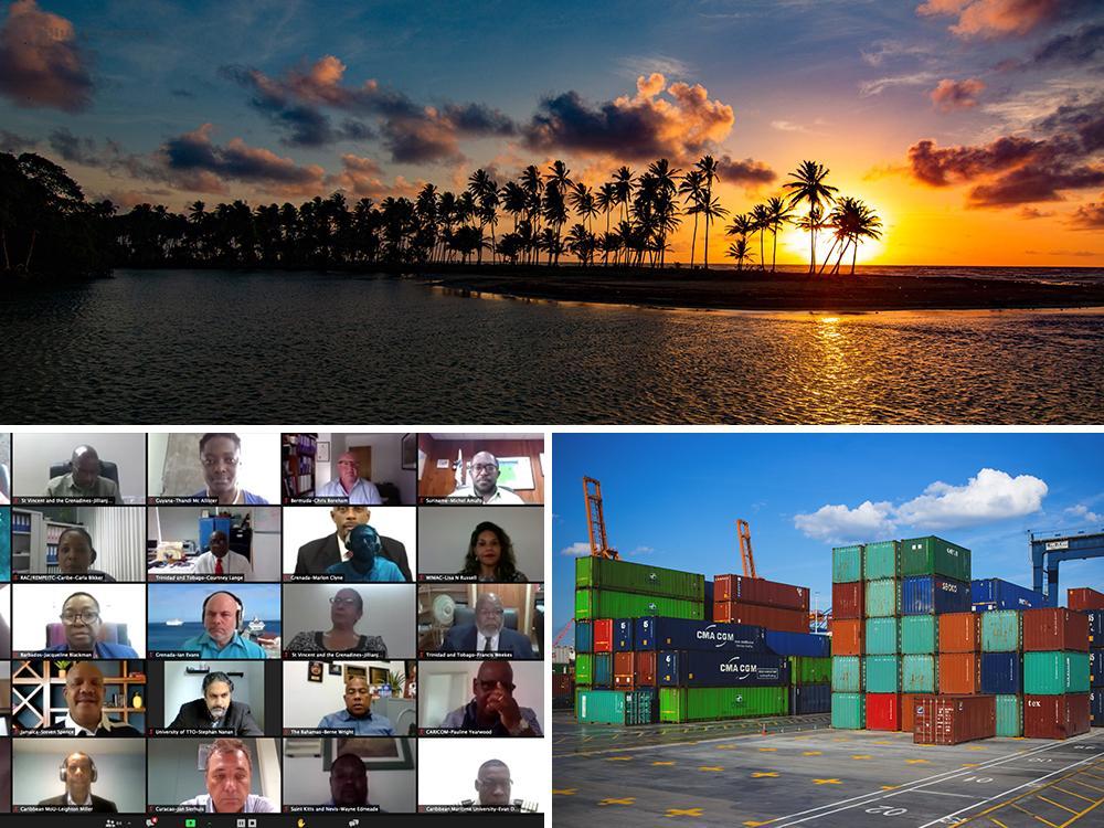 eBluePeconomy_Updating maritime Administrators in the Caribbean