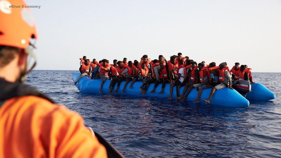 eBlue_economy_اغرق عشرات المهاجرين وإنقاذ آخرين_ قبالة سواحل تونس