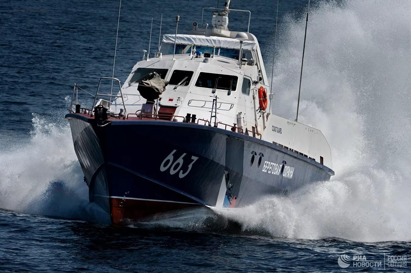 eBlue_economy_زورق صاروخي روسي يتوجه لإغاثة سفينة أوكرانية في البحر الأسود
