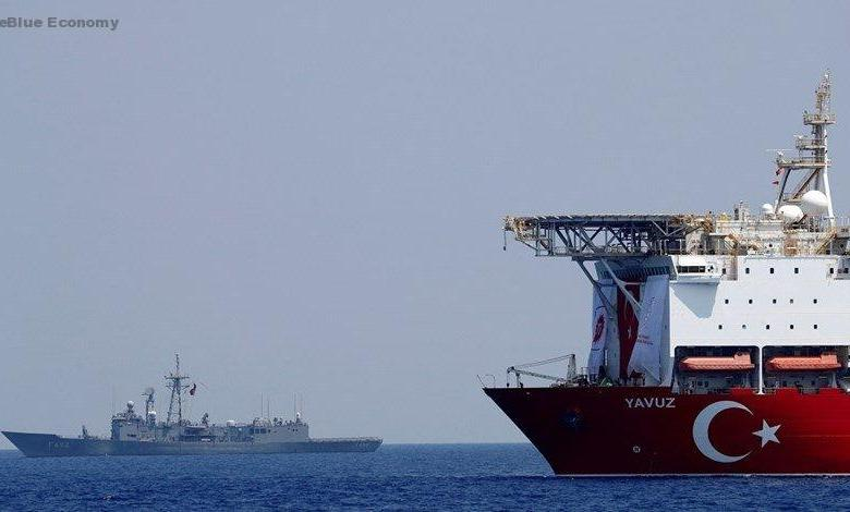 eBlue_economy_سفينة تركية تطلق عيارات تحذيرية على دورية قبرصية لخفر السواحل