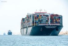 eBlue_economy_ قناة السويس تسجل أعلى عائد سنوي في تاريخها 5.84 مليار دولار خلال العام المالي