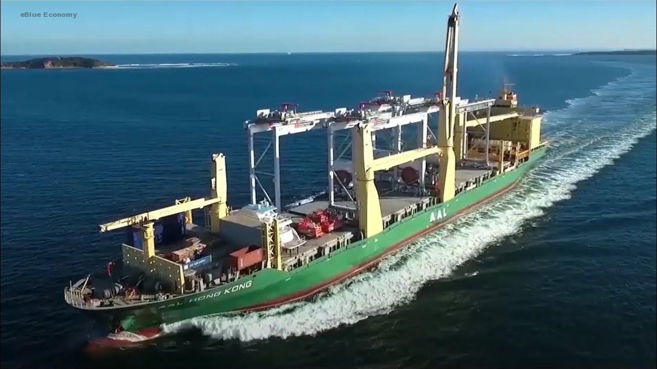 eBlue_economy_AAL Shipping