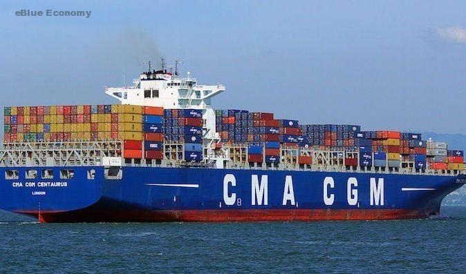 eBlue_economy_CMA CGM launches weekly service from Turkey to Koper