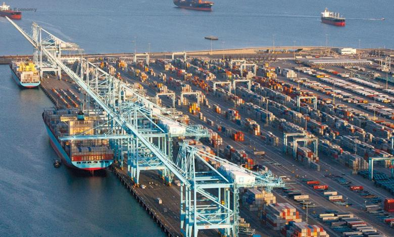 eBlue_economy_Port of Los Angeles container volumes up 27% to 876,430 TEUs in June 2021