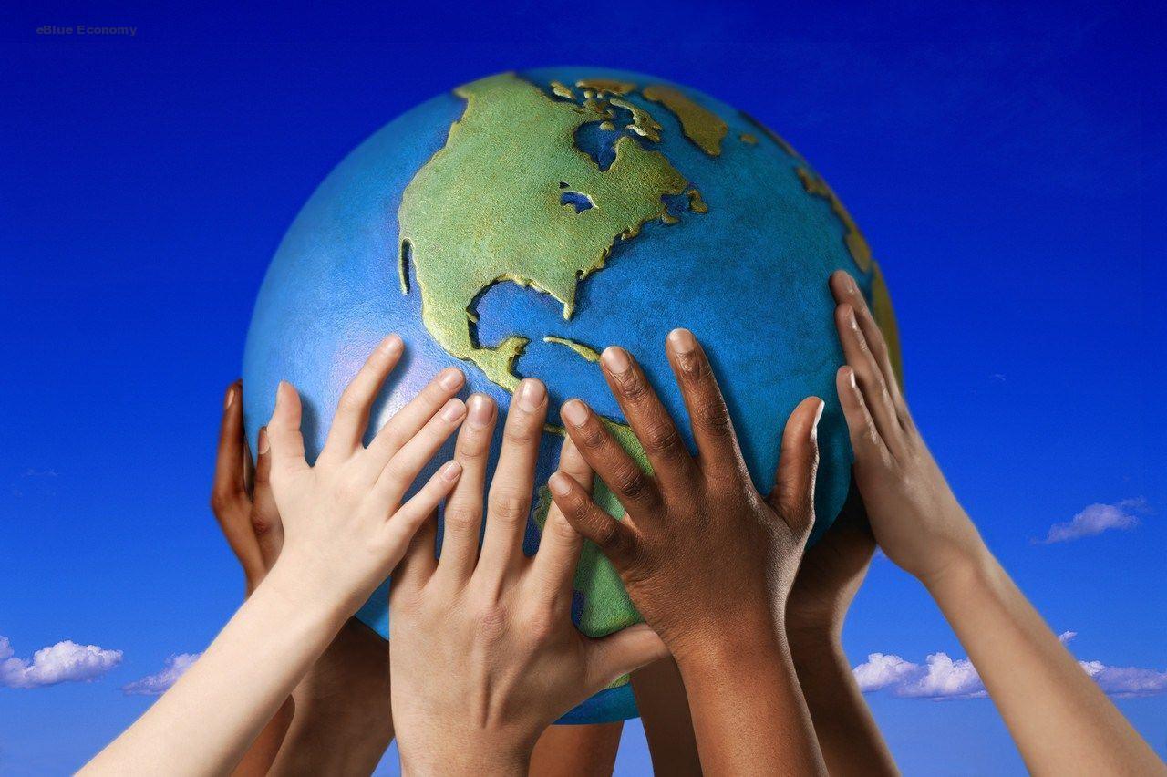 eBlue_economy_تقرير أممي يدق ناقوس الخطر بشأن الاحتباس الحراري