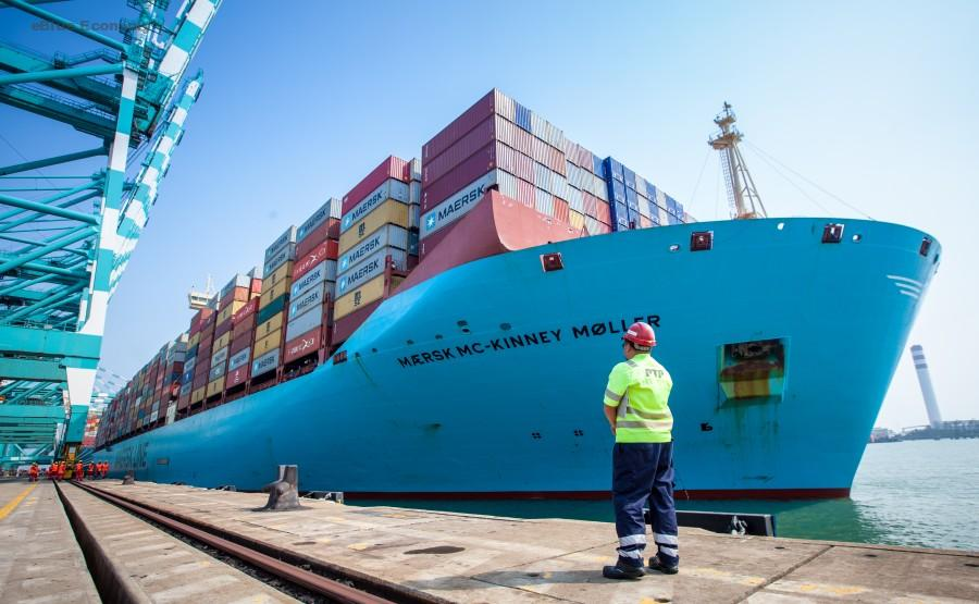 eBlue_economy_Port of Tanjung Pelepas jumps to 15th in world ranking