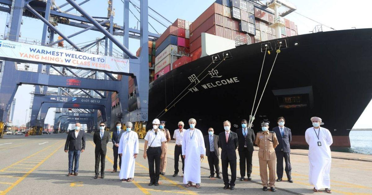 eBlue_economy_Sohar Port and Freezone continues steady growth to boost itself as an international Logistic Hub
