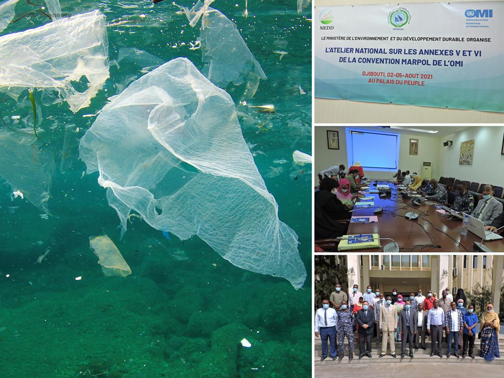 eBlue_economy_Supporting Djibouti to prevent pollution from ships