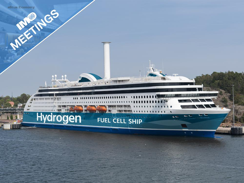 eBlue_economy_Draft interim guidelines for ships using fuel cells agreed by Sub-Committee