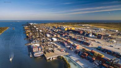eBlue_economy_Port Houston sets new record for containers in August 2021
